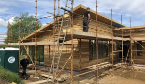 New build insulation in Inverness