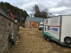 Dallochy Aberdeenshire Joinery Project Photo 16